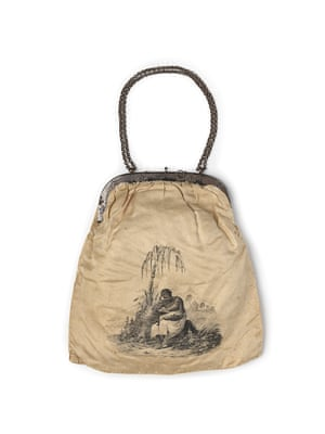 Bag (c. 1826) by Birmingham Ladies Society for the Relief of Negro Slaves (makers)