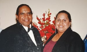 Raylene Peel and her husband James. Peel says she felt trapped in a humiliating system while she was a full-time carer for her father and then her husband.