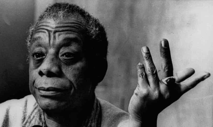 James Baldwin, 1985.