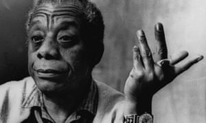 BALDWIN<br>Author James Baldwin, author of the influential 1963 book The Fire Next Time.