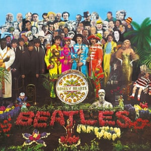 Sgt Pepper's Lonely Hearts Club Band is being reissued to mark the album's 50th anniversary