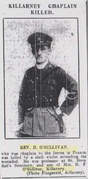Donal O'Sullivan.