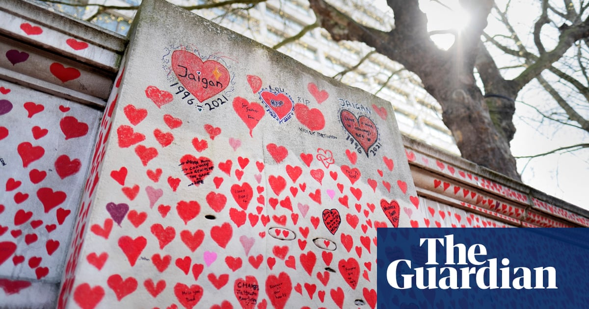'He didn't have chance to get his jab': grief for recent UK Covid victims