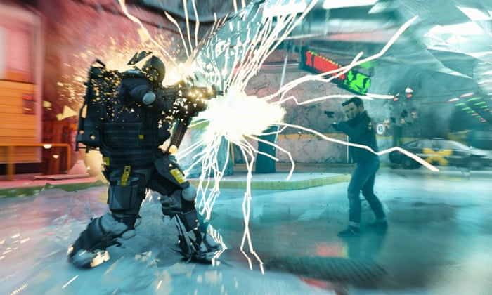 Quantum Break review – a costly and unrepeatable mistake