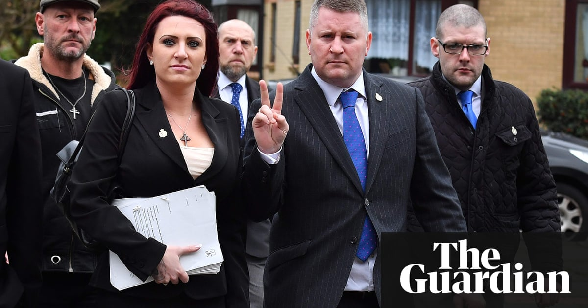 Facebook bans Britain First and its leaders