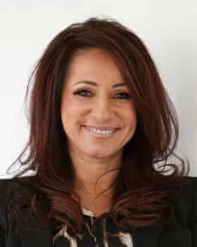 Jacqueline Gold, chief executive officer of Ann Summers.