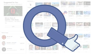 QAnon is a movement of people who interpret as a kind of gospel the online messages of the anonymous figure, 'Q'.