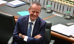 Bill Shorten during question time on Monday