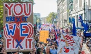 'You Brexit, we fix it'