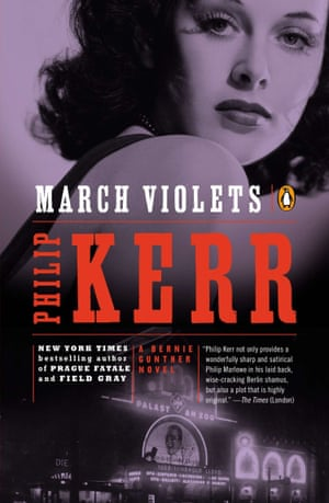 Bernie Gunther first appeared in March Violets (1989), set in Berlin in 1936.