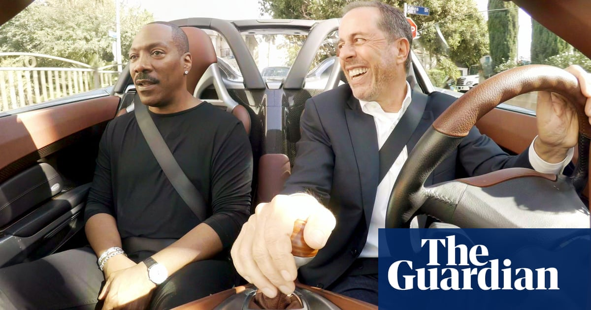 Comedians in Cars Getting Coffee: how Netflix totalled