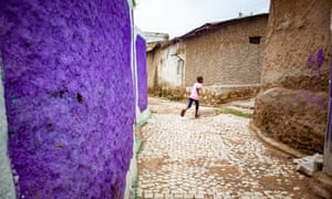 Known for its colourfully painted walls, winding alleys and historic architecture, Harar is also famous as fourth holiest city in Islam