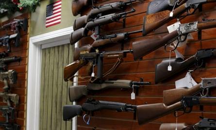 Orlando terror attack US gun sales