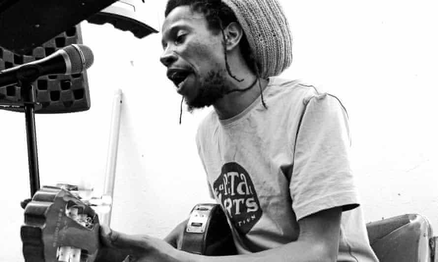 A unique talent … Sibusile Xaba