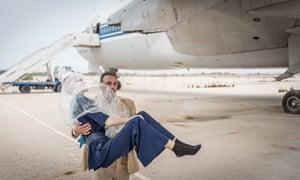 Naeem Mohaiemen's Turner prize-nominated Tripoli Cancelled, 2017.