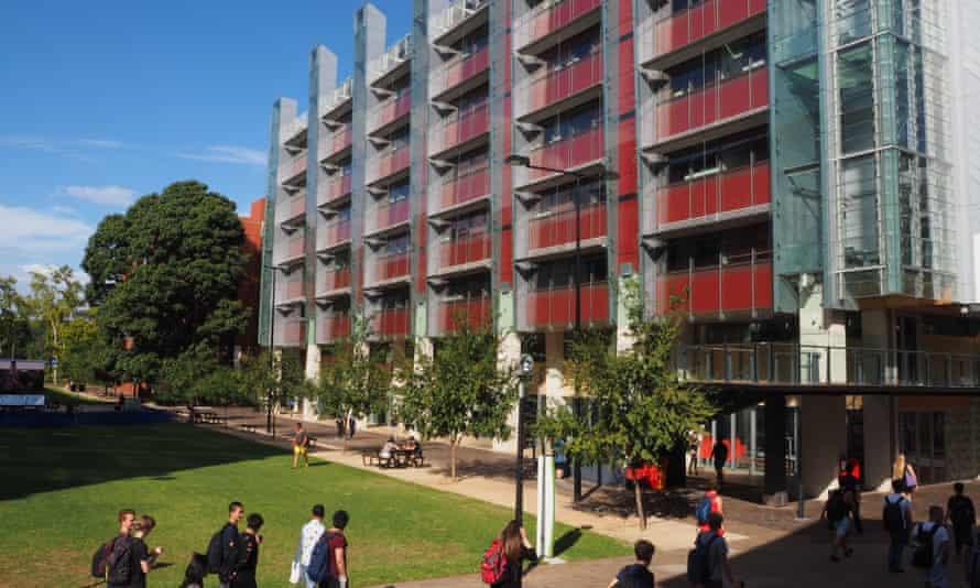 The Ingkarni Wardli building at the University of Adelaide where the Australian Centre for Smart Cities is based.