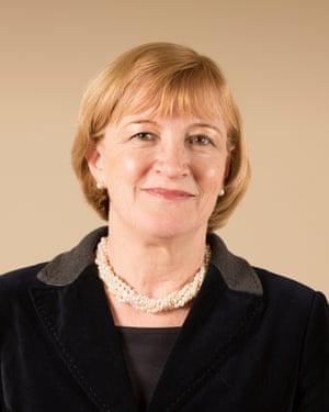 Geraldine Proudler, member of Guardian Foundation board