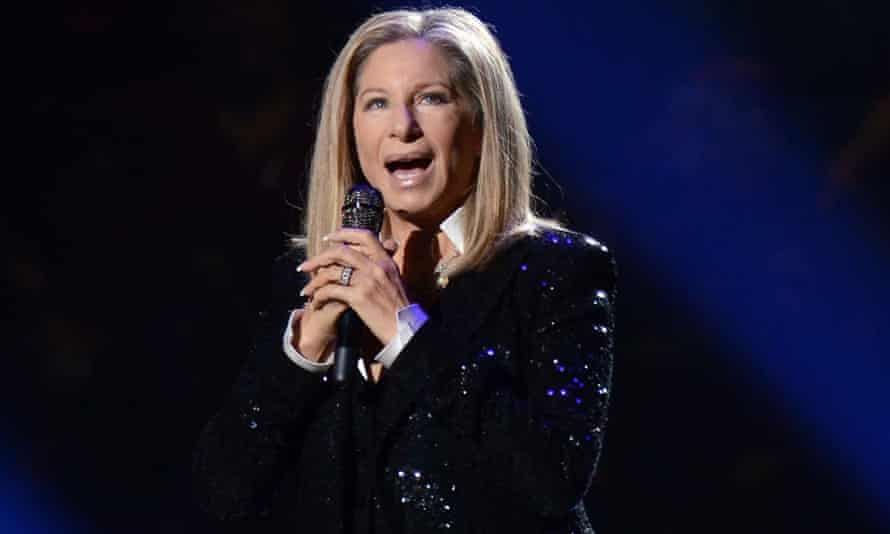 Siri mispronounces Barbra Streisand's surname with a 'z' not a soft 's'