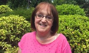 Denise Knighton, PA/administrator in Sheffield.