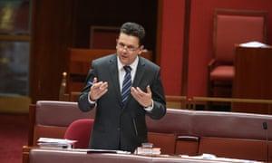 South Australian senator Nick Xenophon