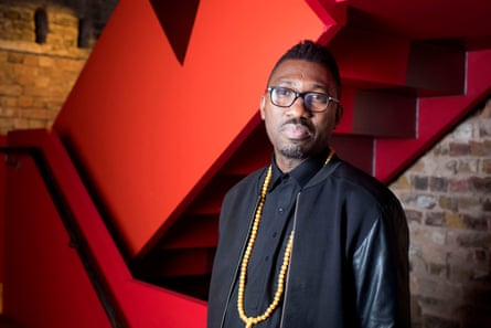 'We learn about our community through stories' … Kwame Kwei-Armah.