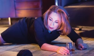To great effect … Zoë Wanamaker in All On Her Own