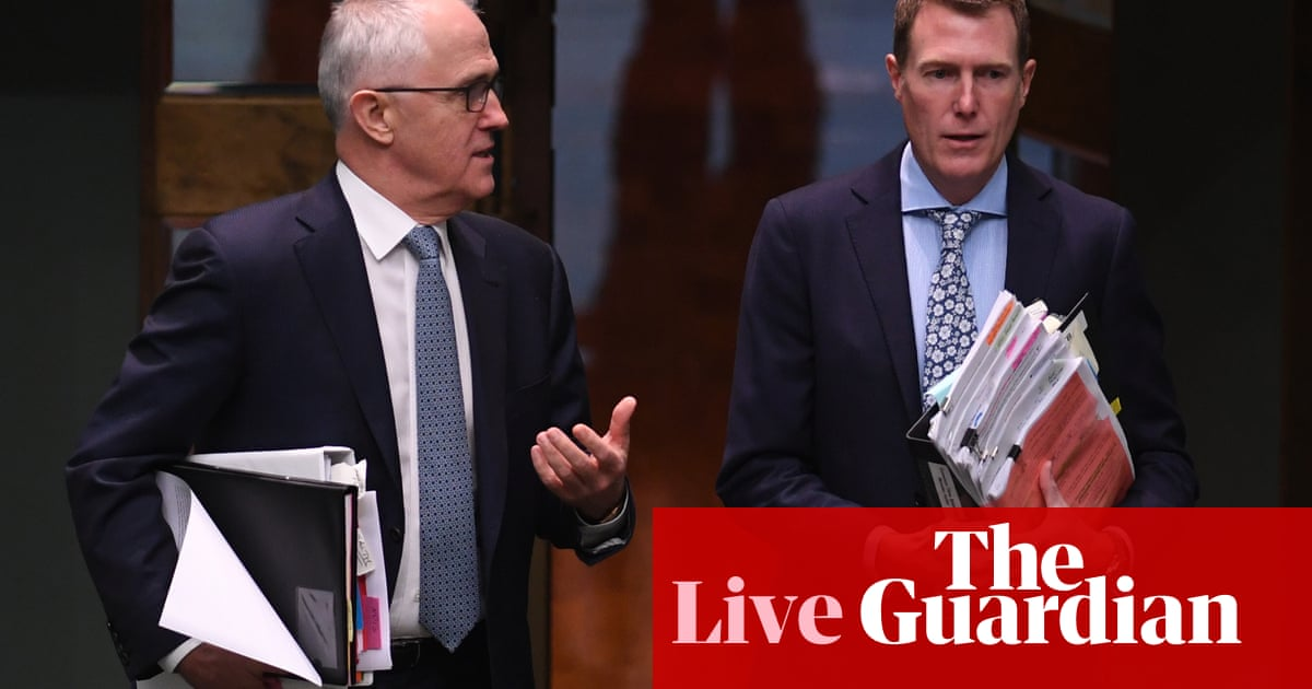 Australian politics live: Christian Porter threatens legal action over 'defamatory claims' – The Guardian