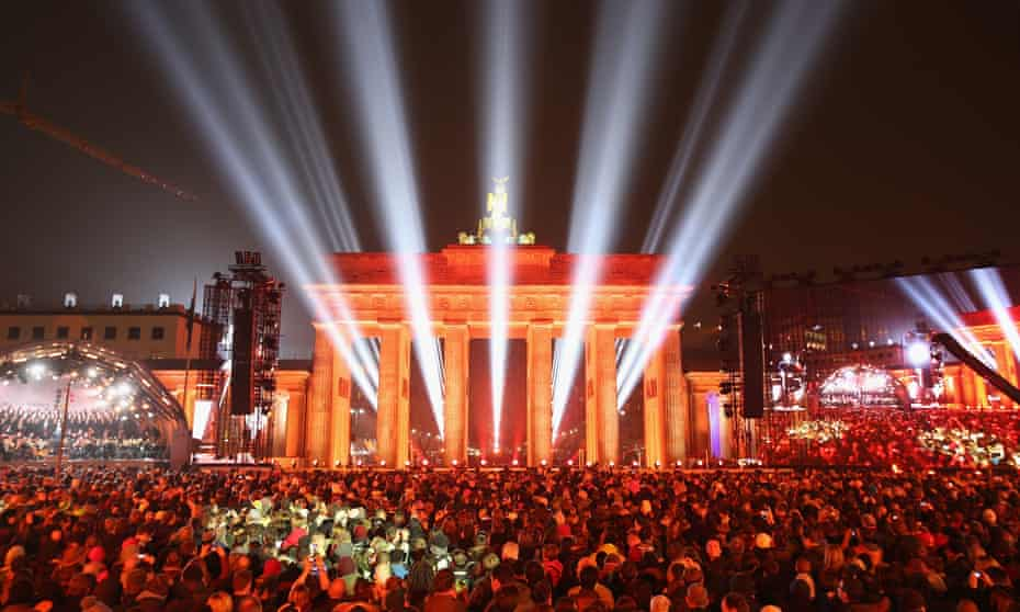 Brandenburg Gate, Berlin, November 2014