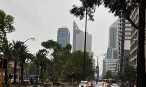 Flash floods and strong winds forecast as Perth prepares for