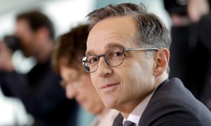 German justice minister Heiko Maas, the driving force behind the new bill.