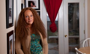 'If you don't fit into one box from birth, what does that look like? … Rachel Dolezal at home in Spokane, Washington, in December.