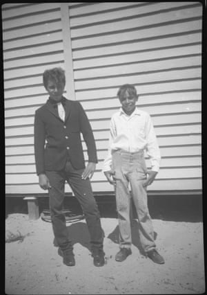 'The photos my mum Mavis Phillips took with her box Brownie camera depict the life we were leading in Goomalling. I hope you will find mum's photos illuminating of the times in which they were taken and the innate dignity and resilience of the people who appear in the images.' – Dallas Phillips.