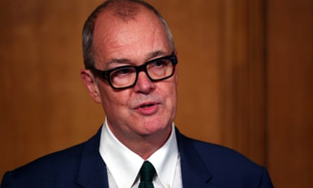Sir Patrick Vallance has seen new modelling from experts showing that deaths this winter could exceed those in the spring.