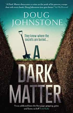 A Dark Matter Doug Johnstone book jacket