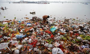 Plastic, poverty and paradox: experts head to the Ganges to