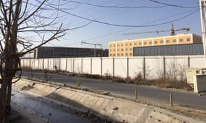 Images of Xinjiang, China, taken in December as part of a Guardian investigation into the mass detention of Uighur Muslims across China.