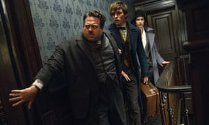 Looking good... Fantastic Beasts and Where to Find Them.