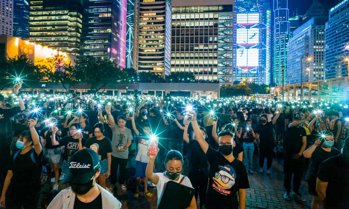 Hong Kong businesses fear protests will push economy into recession