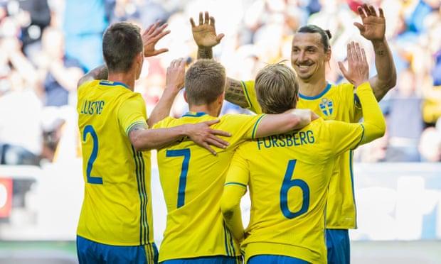 Sweden vs Wales