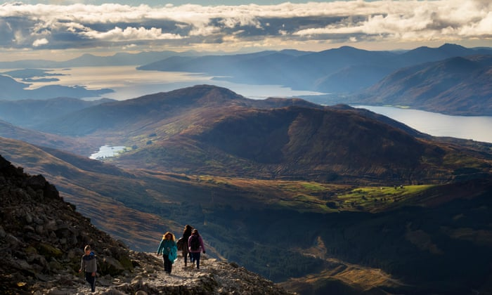 24f4f795 10 of the best wilderness holidays in Scotland | Travel | The Guardian