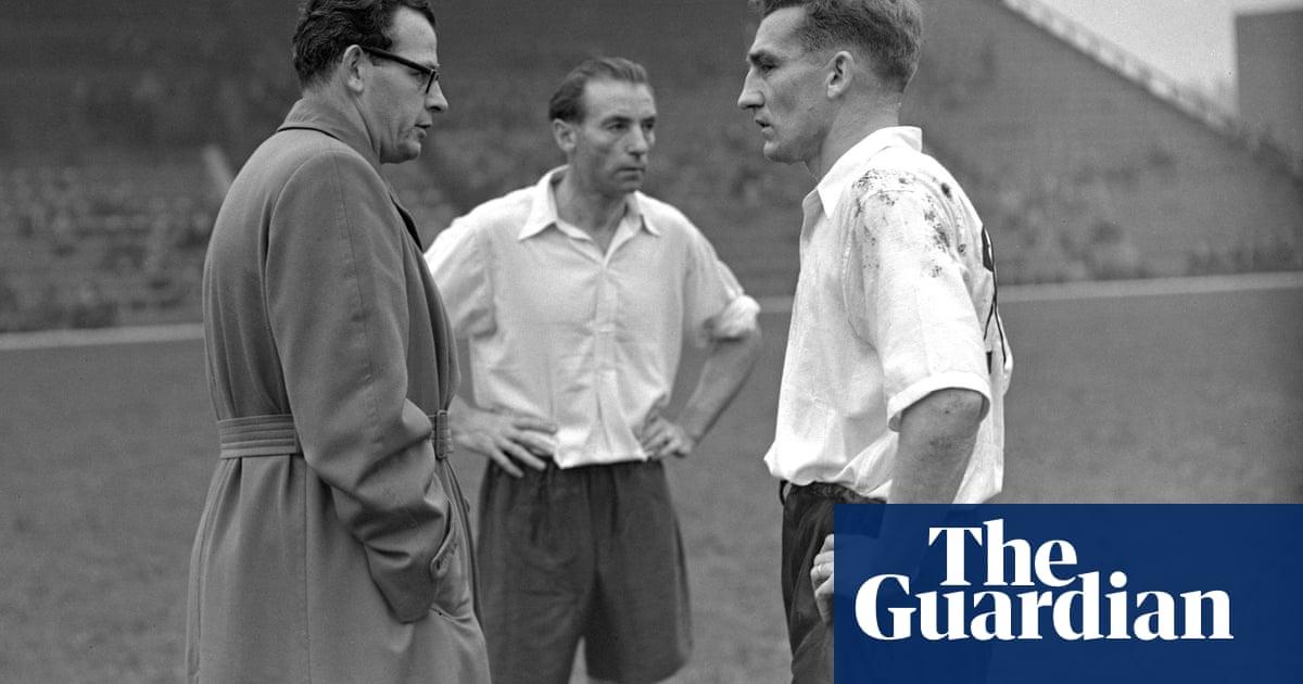 Roy Bentley obituary   Football   The Guardian