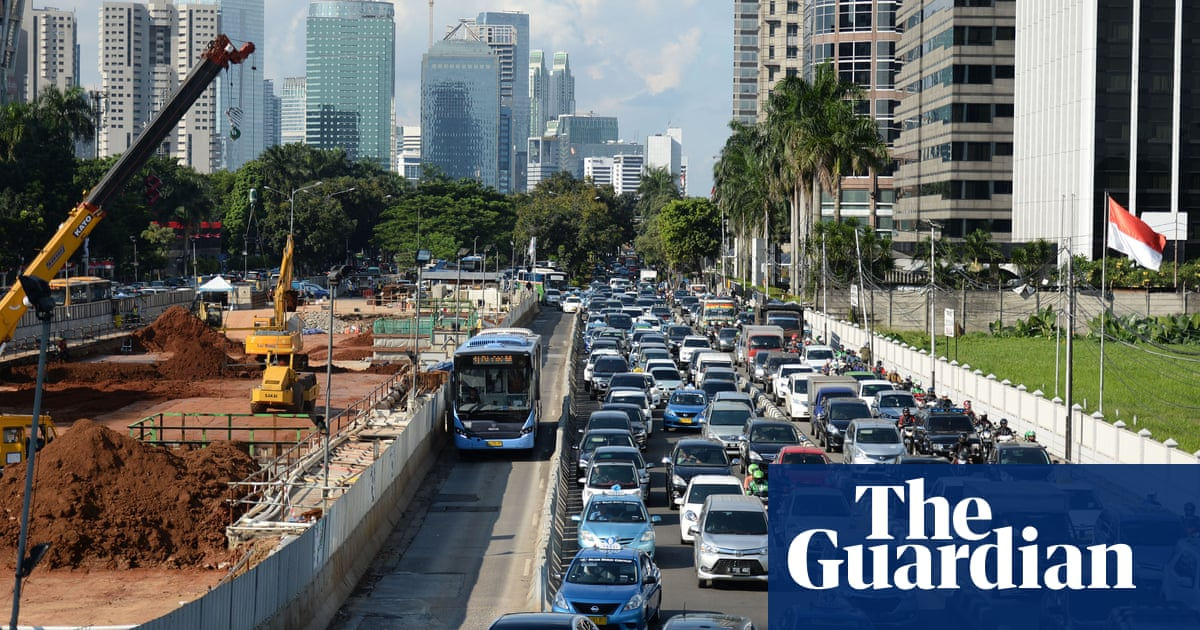 The Worlds Worst Traffic Can Jakarta Find An Alternative To The  The Worlds Worst Traffic Can Jakarta Find An Alternative To The Car