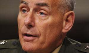 John Kelly is the third general sought by Donald Trump's team for a high-level job in his administration.