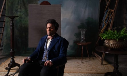 Isaac Julien - J.P. Ball Studio 1867 Douglass (Lessons of The Hour)