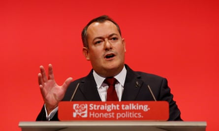 Michael Dugher, who was sacked by Jeremy Corbyn in the Labour party reshuffle.