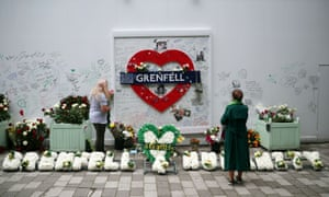 Grenfell Tower memorial two years after disaster