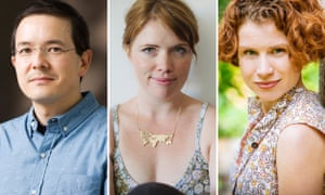 Shaun Tan, Clementine Ford and Fiona Wright