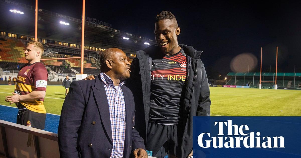 Floyd Steadman: from Saracens to headmaster spotting Itoje's potential