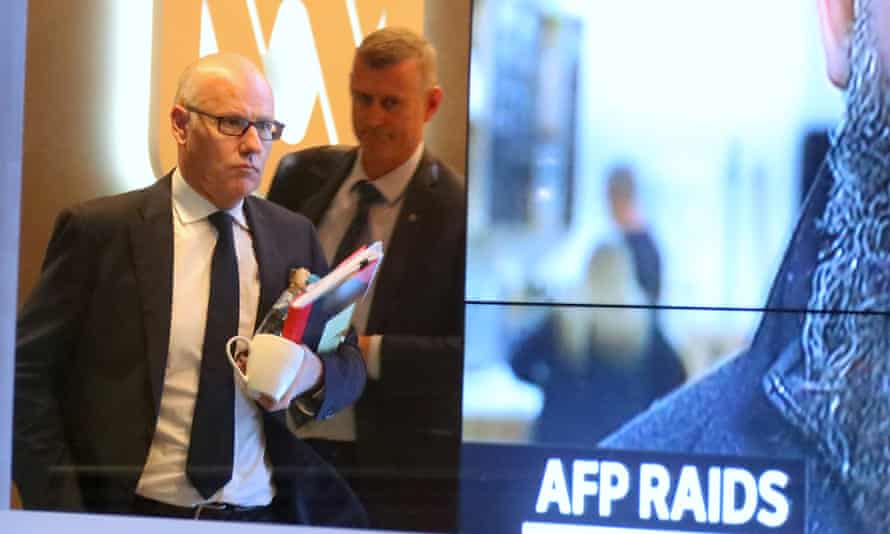 The ABC has asked the federal court to set aside the warrant granted to the AFP to raid its Ultimo offices over 'The Afghan files'