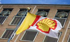 Royal Dutch Shell's head office in The Hague, the Netherlands